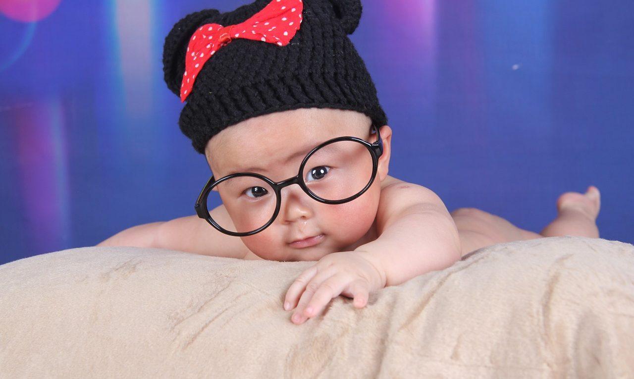 Les troubles de la vue chez l'enfant